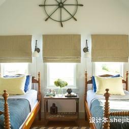 木制童床装修效果图图片