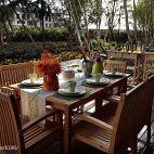 别墅会所花园装修设计
