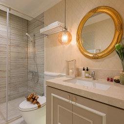 法式卫生间装修设计