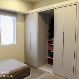 混搭卧室衣橱装修设计