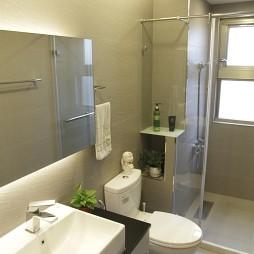 混搭卫生间装修设计
