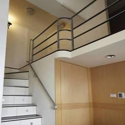 混搭楼梯装修设计