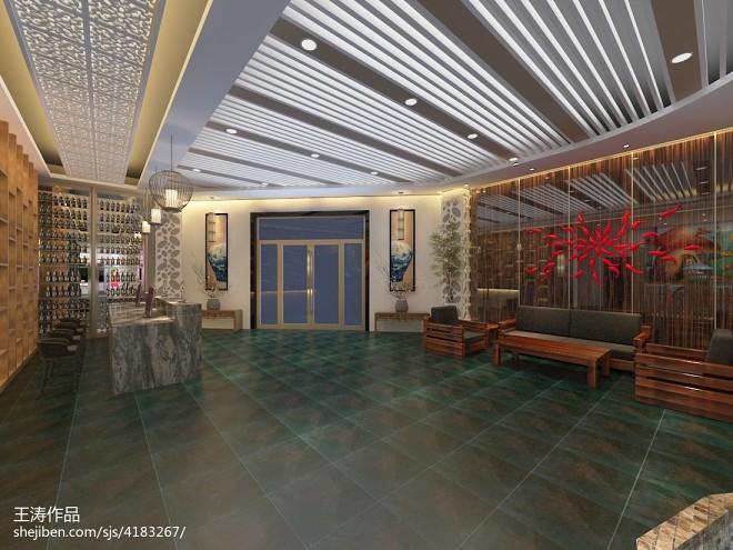 临淄时尚餐厅大改造_1882134