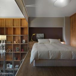 三居混搭卧室设计