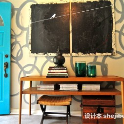 墙上装饰品设计效果图观赏