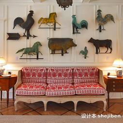 墙上装饰品设计效果图汇总