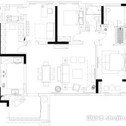 140平方房子设计图汇总