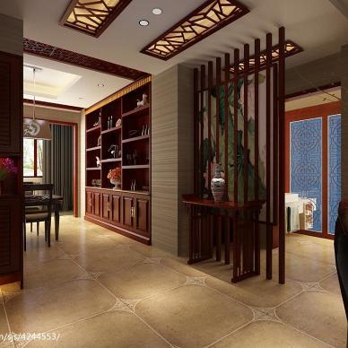 中式家庭装饰装修图