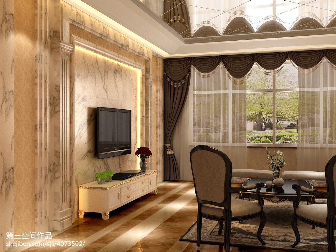瓷砖挂墙效果图_客厅墙贴瓷砖装修效果图 – 设计本装修效果图