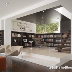 别墅客厅天花设计