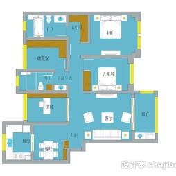 140平方房子设计图汇总欣赏