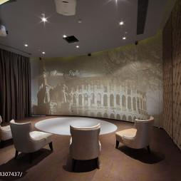 售楼中心影视厅设计