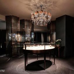 珠宝店吊顶设计