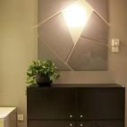 交换空间装修样板房效果图片欣赏