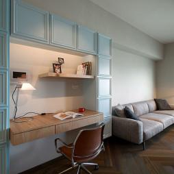 混搭公寓客厅图片