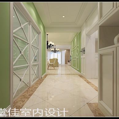 【刘堂佳设计】冠亚凯旋门/简美家居_1914134