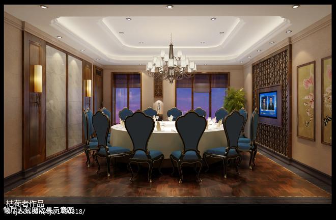 餐厅设计_1915840