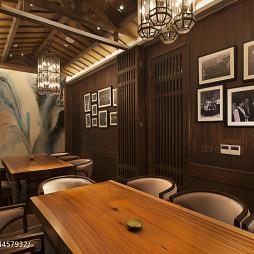 茶叶店茶室装修设计