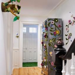 墙面彩绘设计效果图欣赏