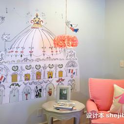 墙面彩绘设计效果图集大全
