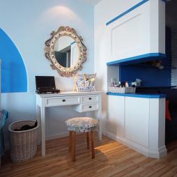 小户型地中海卧室设计