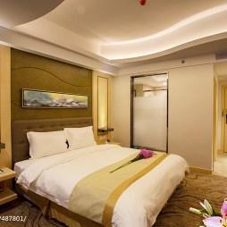 商务型酒店客房设计