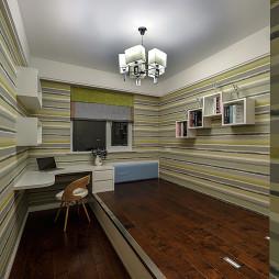 时尚8平米卧室装修效果图
