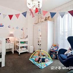 儿童房家具衣柜图片