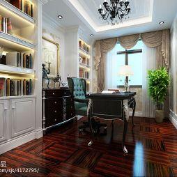 现代家装升达地板装饰图片