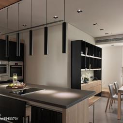 简约现代厨房吊顶装修设计