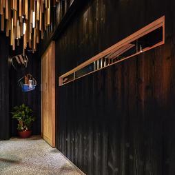 小餐馆背景墙设计