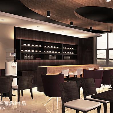 李秋设计作品:律师们的食堂
