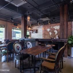 新苏式咖啡厅装修设计