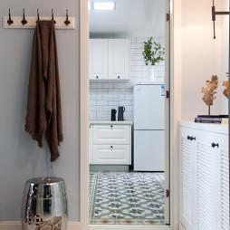 小户型欧式风格厨房隔断设计