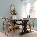 小户型欧式风格餐厅设计