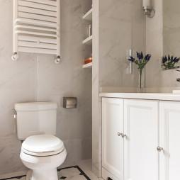 四居室美式卫生间装修设计