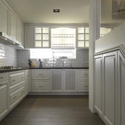 别墅混搭厨房设计