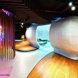 陈列室展厅设计效果图