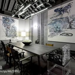 画廊展示空间设计