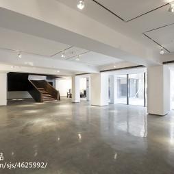 画廊展示空间前厅设计