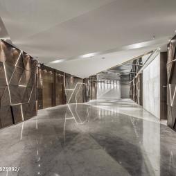 售楼处走廊装修设计
