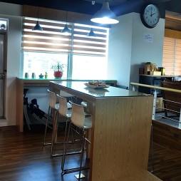 办公空间吧台装修设计