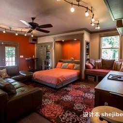 木地板简装客厅效果图观赏