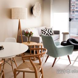 超小客厅简装效果图集