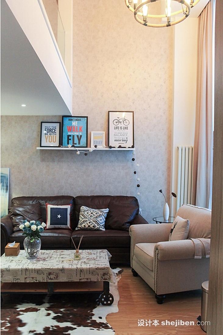 最新资讯_最新65平米两室一厅装修效果图 – 设计本装修效果图
