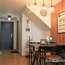 65平米两室一厅装修效果图集推荐