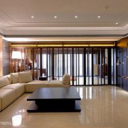 现代客厅设计装修效果图大全