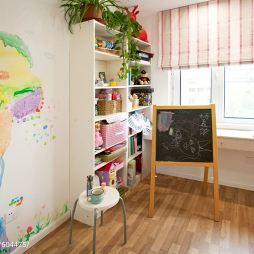 小户型现代时尚儿童房设计