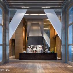 西餐厅厨房设计