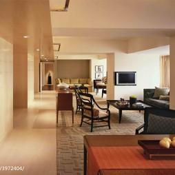 大饭店客厅装修设计